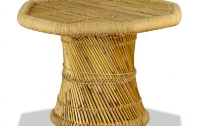 Er du med på bambusmoden?