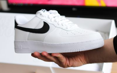 Giv dine hvide sneakers et personligt præg