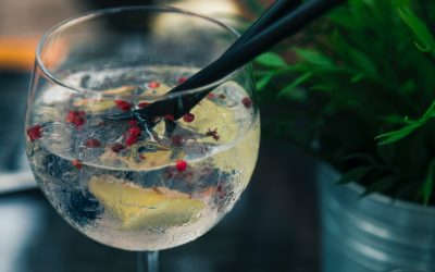 Gin Mare – Inspireret af middelhavskøkkenet