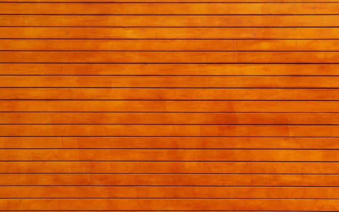 Gode råd til vedligeholdelse af træværk