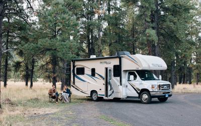 Tips til din første tur med en campingvogn