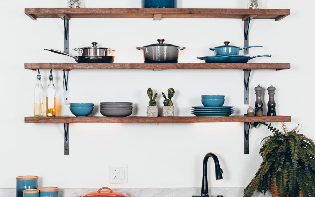 Gode råd til indretning af et mindre køkken
