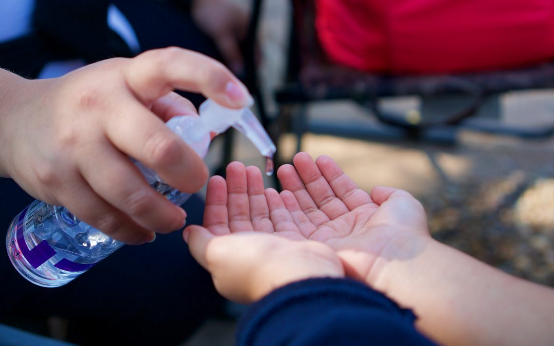 Håndhygiejne og den gode vane