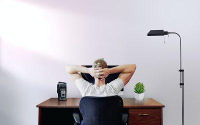 Mangler du ny kontorstol til kontoret?