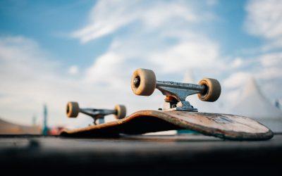 Mangler du et nyt skateboard?