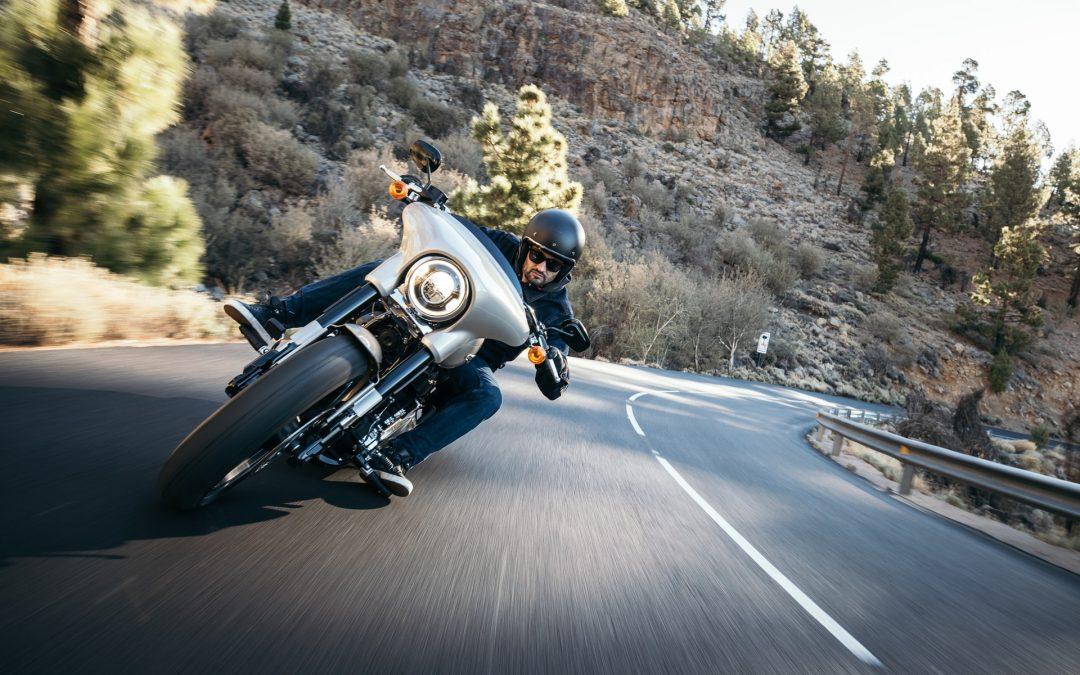 Beskyt din motorcykel med et MC-overtræk