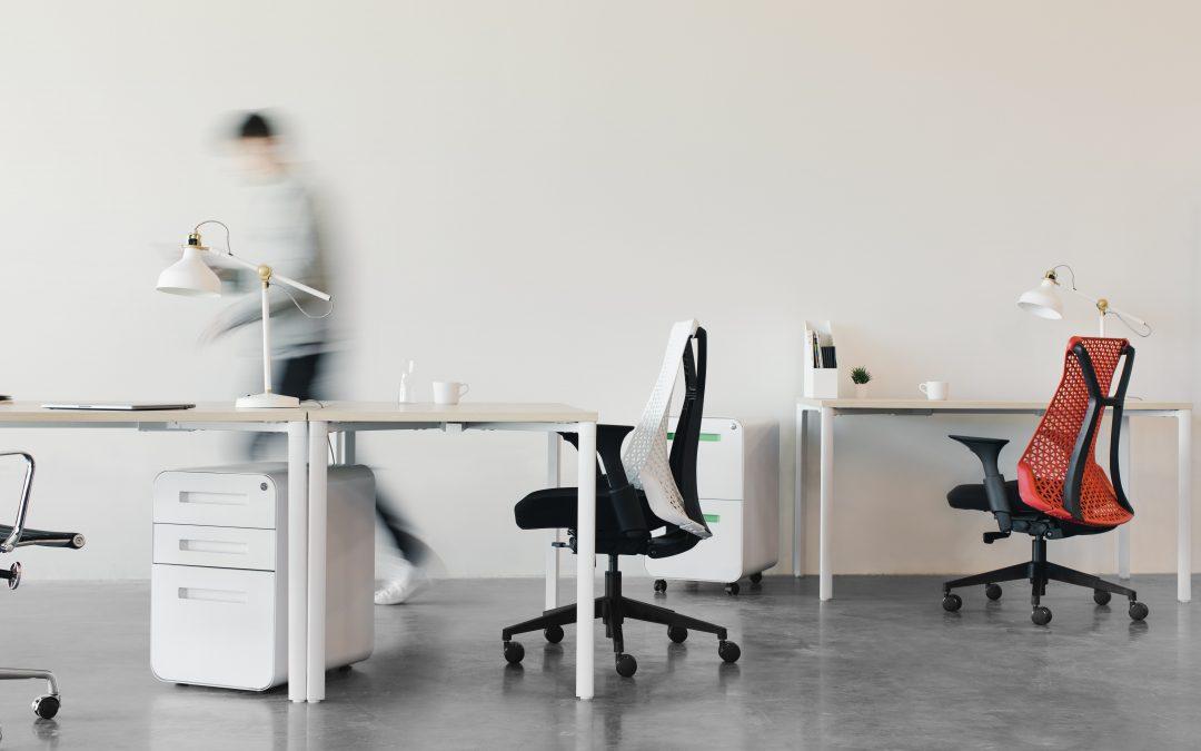 Et rent kontor er et sundt kontor