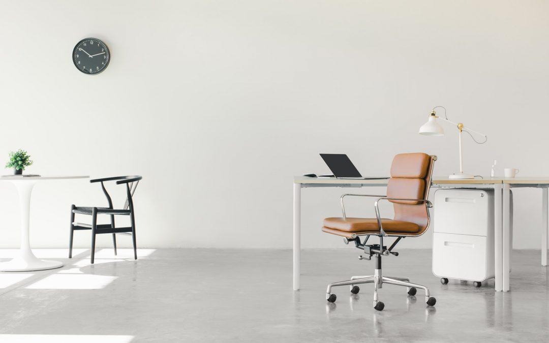 Sådan vælger du den rette kontorstol